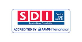 SDI Service Desk Analysts Accredited Course Provider